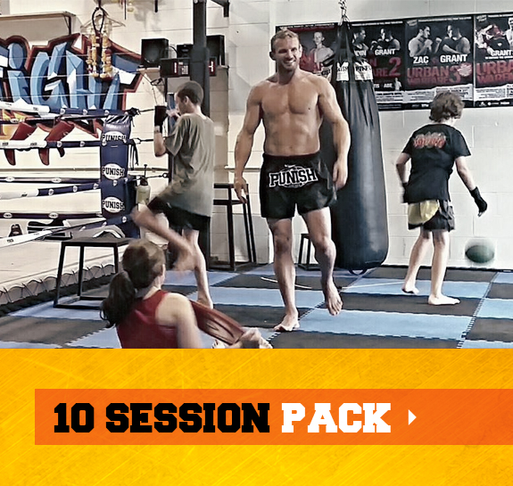 10 Session Pack