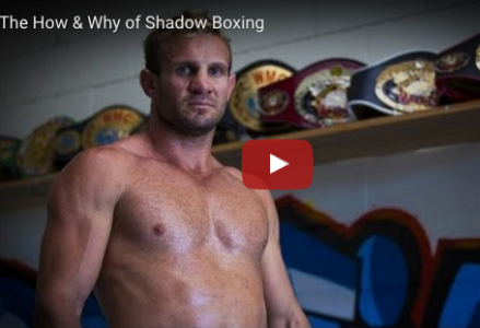 The How & Why of Shadow Boxing