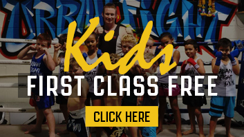 Kids / Teenage Muaythai First Class Free